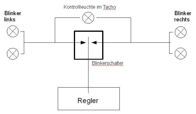 Schön Blinker Relais Schaltplan Fotos - Elektrische ...